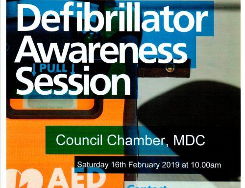 Defirillator Awareness Session