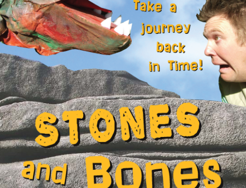 Stones and Bones comes to Shepton Mallet