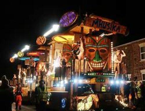 Shepton Mallet Carnival Road Closure
