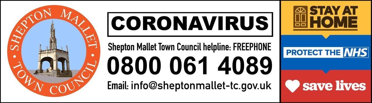 Shepton Mallet Town Council Logo